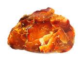 Amber stone — Stock Photo