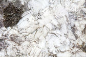 Texture of ordinary limestone with calcite — Stock Photo