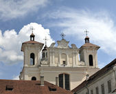 The Church of the Holy Spirit in Vilnius — Stock Photo