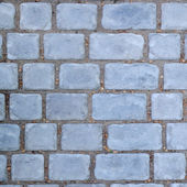 Way of cobble stones — 图库照片