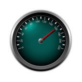 Speedometer — Stock Vector