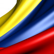 Flag of Colombia — Stock Photo #5446114