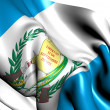 Flag of Guatemala — Stock Photo #5527934