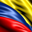 Flag of Colombia — Stock Photo #5620669