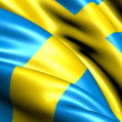 Flag of Sweden — Stock Photo #5620977