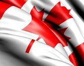 カナダの旗 — ストック写真