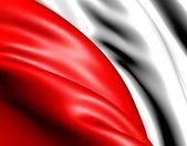 Flag of Poland — Stock Photo