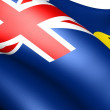 Flag of South Australia — Stock Photo #5715843