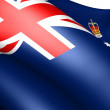 Stock Photo: Flag of Victoria