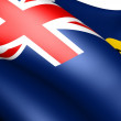 Flag of Western Australia — Stock Photo #5716016