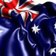 Flag of Australia — Stock Photo #5795277