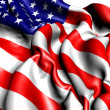 Flag of USA — Stock Photo #5795830