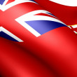 Flag of Manitoba — Stock Photo #5829466