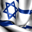 Flag of Israel — Stock Photo #5864934