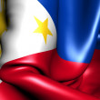 Flag of Philippines — Stock Photo #5865152
