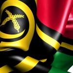 Постер, плакат: Flag of Vanuatu