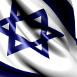 Flag of Israel — Stock Photo #5889517