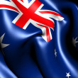 Stock Photo: Flag of Australia