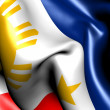Flag of Philippines — Stock Photo #5913806