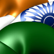 Flag of India — Stock Photo #5952966