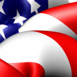 flag of usa — Stock Photo #5953063