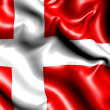 Flag of Denmark — Stock Photo #5979938