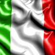 Flag of Italy — Stock Photo #5980034