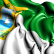 Rio Grande do Norte flag — Stock Photo