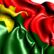 Royalty-Free Stock Photo: Flag of Burkina Faso
