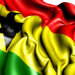 Flag of Ghana — Stock Photo #6058289