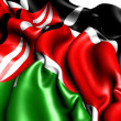 Flag of Kenya — Stock Photo #6058313
