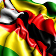 Flag of Zimbabwe — Stock Photo