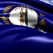 Flag of Kentucky - Foto Stock