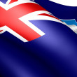 Flag of Falkland Islands — Stock Photo #6165539