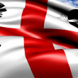 Stock Photo: Flag of Sardinia