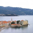 Stock Photo: Budva old town, Montenegro