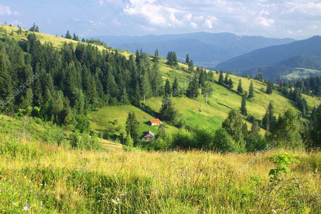 Fotografie di paesaggi di montagna 88