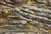 Rocks relief — Stock Photo