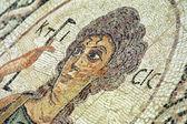 Antik Hıristiyanlığın Mozaik — Stok fotoğraf