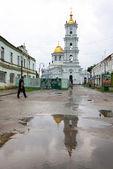 Spaso-Preobrajenskyi Cathedral in Sumy, Ukraine — Stock Photo