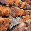 Vintage Brickwall-Hintergrund — Stockfoto