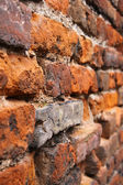 Vintage brickwall background — Stock Photo