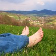 Foots — Stock Photo