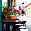 Cafe outdoor — Stock Photo #6055943