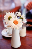 Cafe decoration — Stock Photo