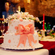 Wedding cake — Stock Photo #6163580