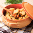 Stewed vegetables — Stock Photo #6164123