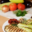 Grilled vegetables — ストック写真