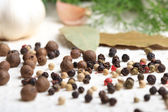 Peppercorns — Foto Stock