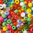 Royalty-Free Stock Photo: Beads background
